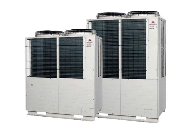 Hava Soğutmalı Heat Pump Serileri