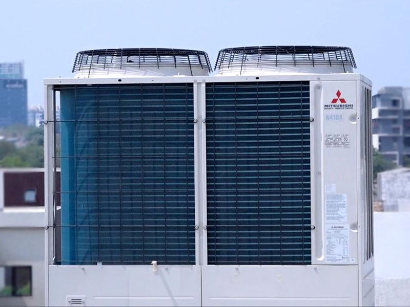 VRF Merkezi Klima Sistemleri