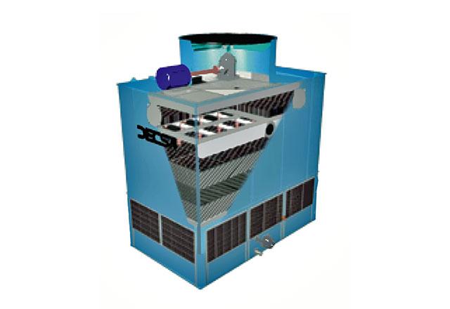 Açık Tip Kule ( 150-7.300 kW)