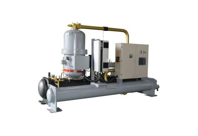 Su Soğutmalı Vidalı ( VFD Kompresörlü ) ( 450 – 2.350 kW)