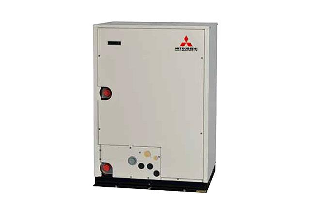 Su Soğutmalı Heat Pump Serisi